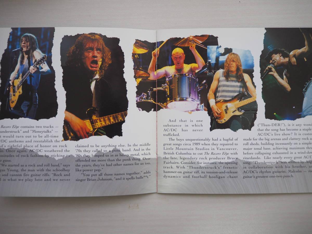 【値下げ!】★新品同様★メタル名盤AC/DC レイザーズ・エッジ_画像7