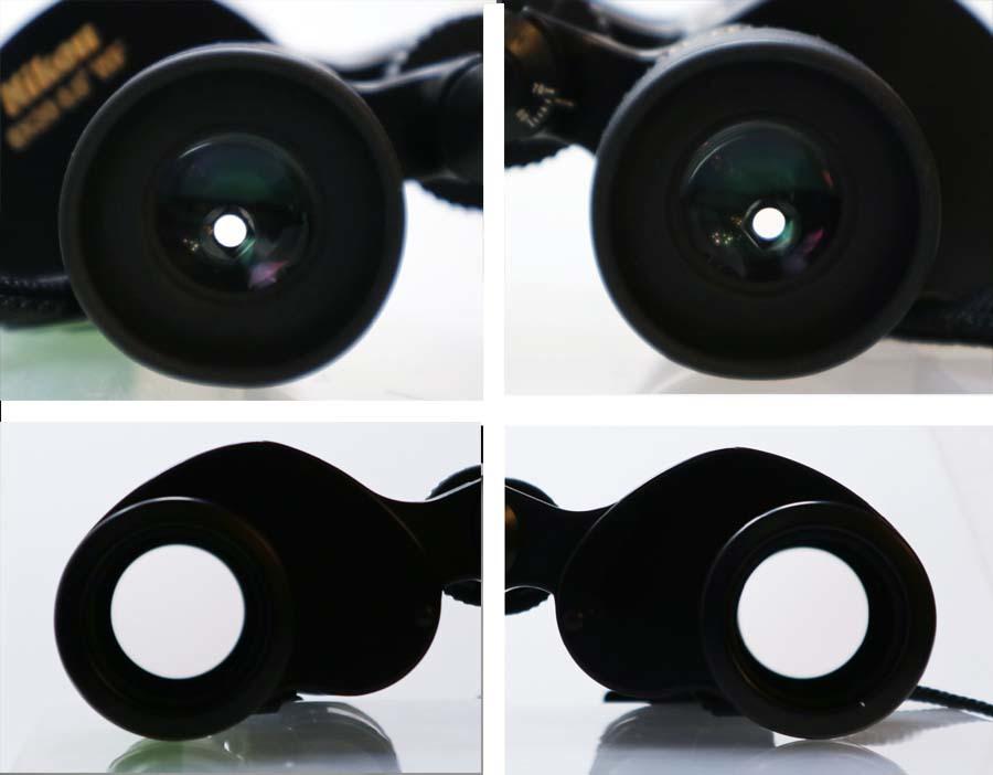 ニコン 双眼鏡  NIKON 8×30 8.8° WF  ポロプリズム式 8X30EⅡ マルチコート_画像10