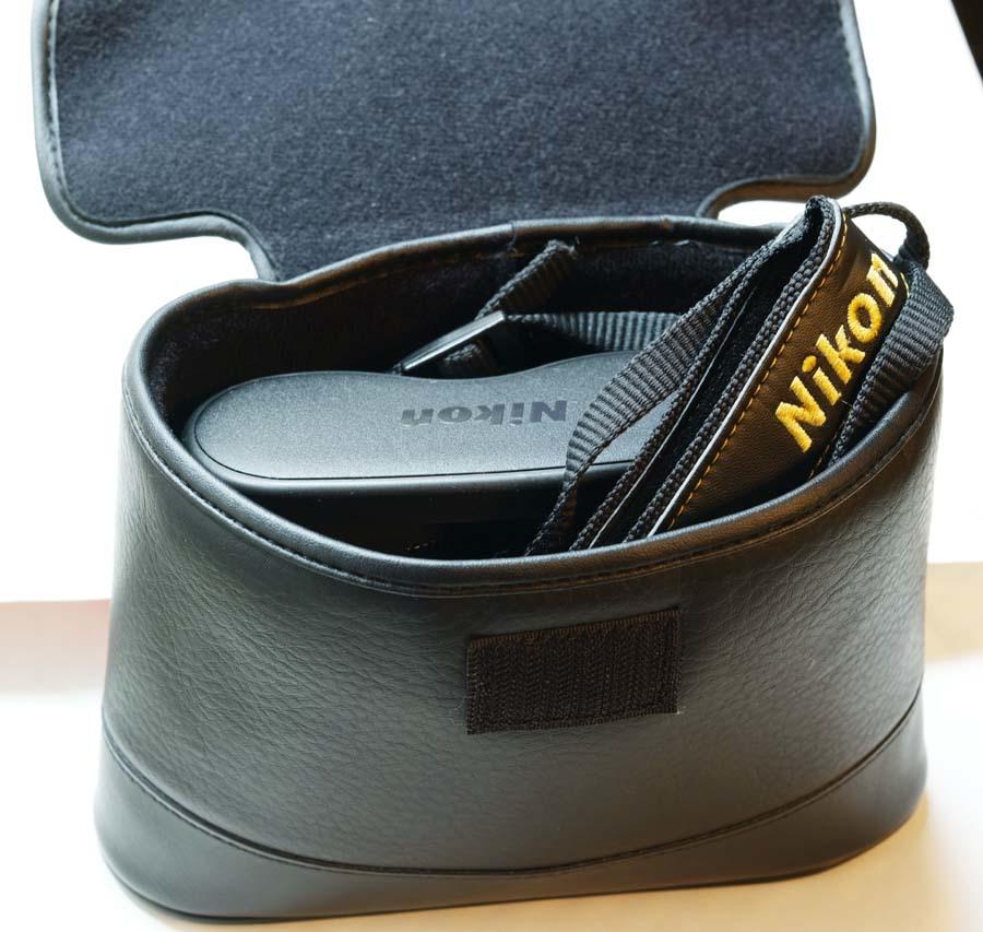 ニコン 双眼鏡  NIKON 8×30 8.8° WF  ポロプリズム式 8X30EⅡ マルチコート_画像8