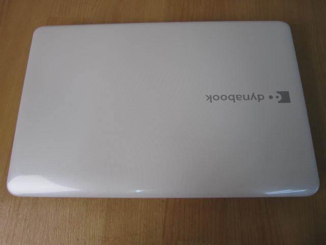 TOSHIBA T350/56BW i5 M480 4GB HDDなし 管KG10G_画像4