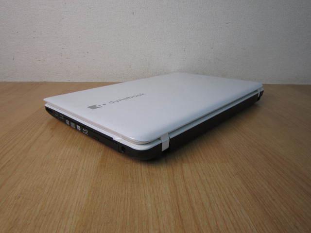 TOSHIBA T350/56BW i5 M480 4GB HDDなし 管KG10G_画像6