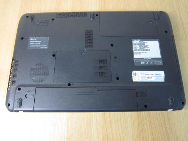 TOSHIBA T350/56BW i5 M480 4GB HDDなし 管KG10G_画像7