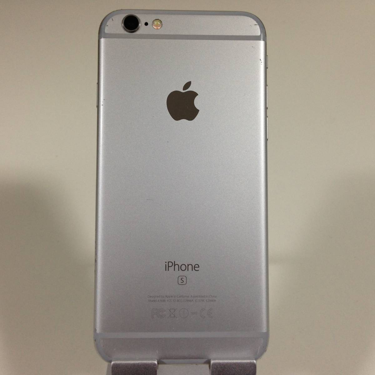 iPhone6s docomo 64GB シルバー MKQP2_d8845_画像2