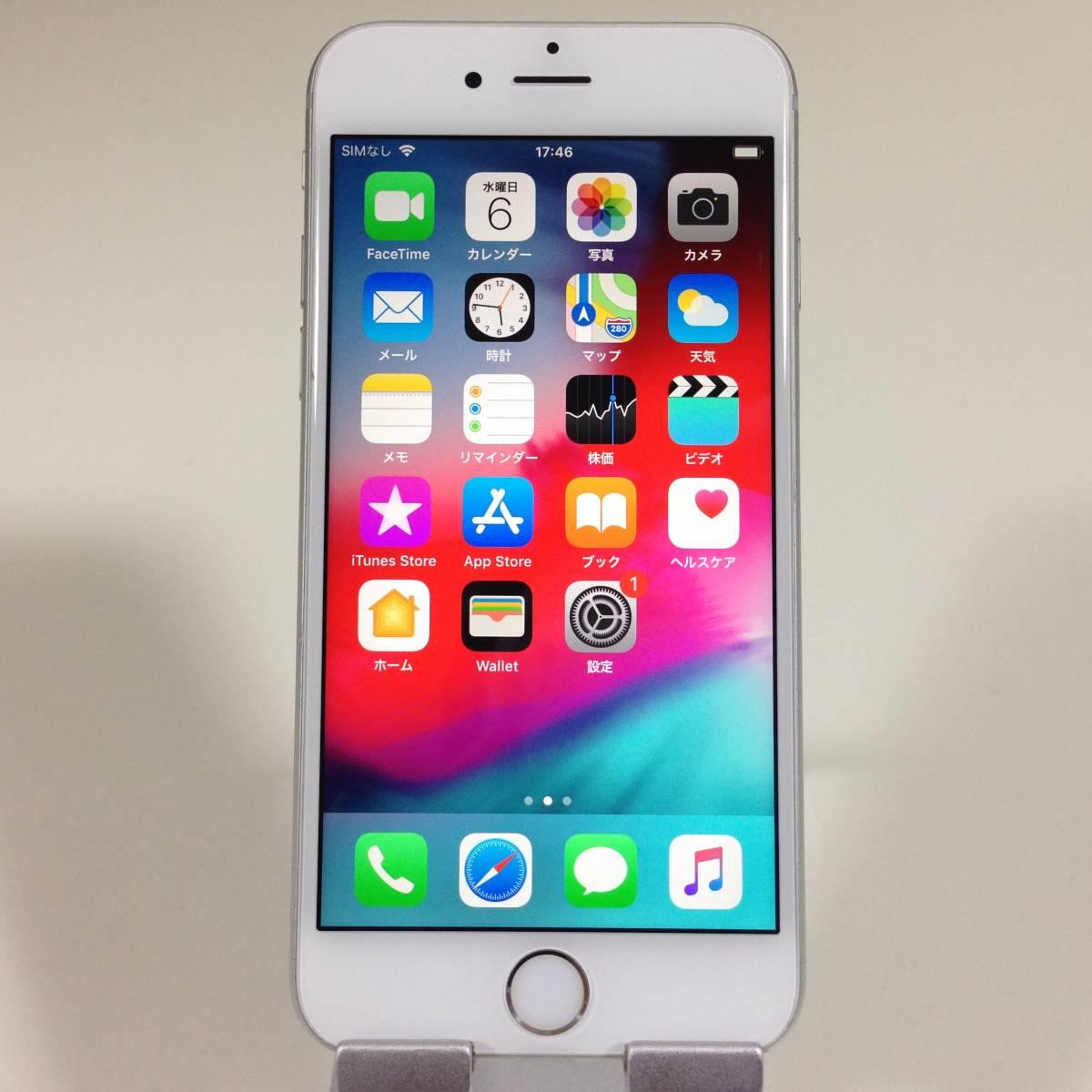 iPhone6s docomo 64GB シルバー MKQP2_d8845