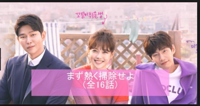 【韓国ドラマ・DVD】 ◆ まず熱く掃除せよ—とにかくアツく掃除しろ!— (49)◆全話