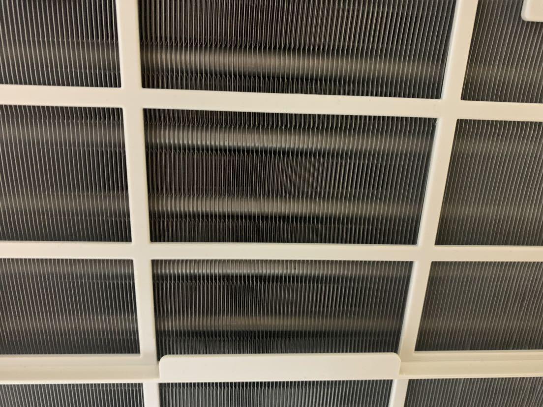 美品 コロナ 冷風・衣類乾燥除湿機 「どこでもクーラー」 除湿能力10L(木造11畳・鉄筋23畳まで) スカイブルー CDM-10A(AS)_画像7