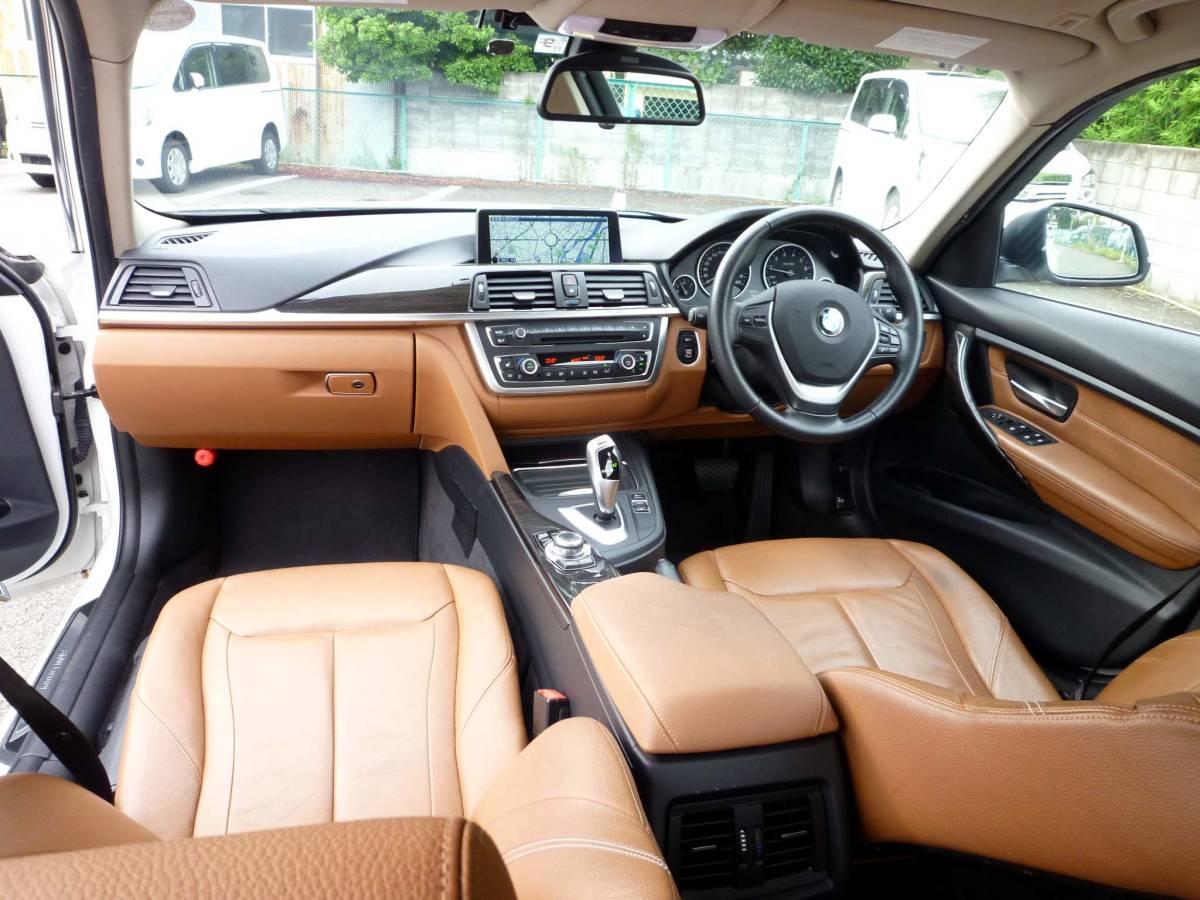 BMW F30 320iラグジュアリー アルピンホワイト 検32/09_画像3
