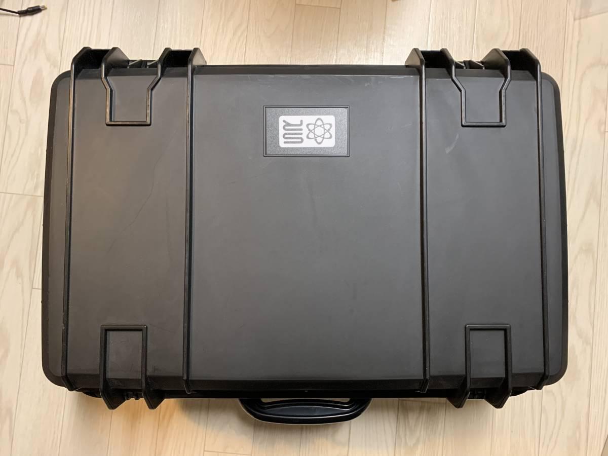 国内未発売 Synthrotek Waterproof 104HP 6U + 1U Portable Eurorack Case モジュラーシンセ ユーロラック ケース_画像2