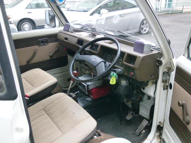 車検取り立て!アクティトラックビッグキャブ ホンダマチックで誰でも運転できます_画像3