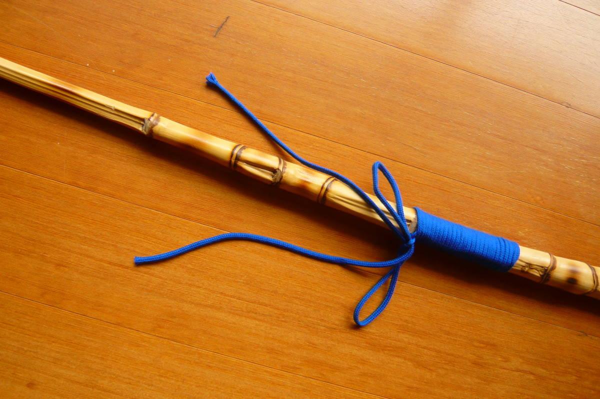 布袋竹 ウォーキング用『杖』ハンドメイド_画像4