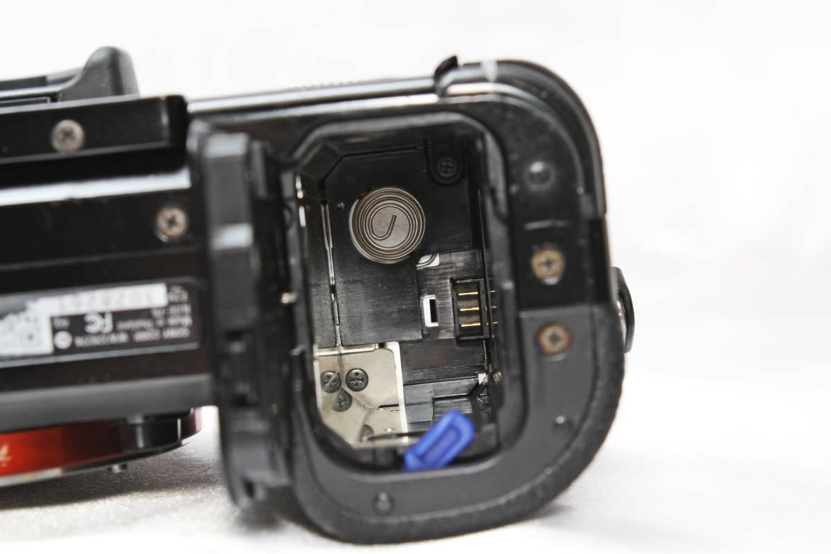 ★ SONY α7S ILCE-7S ★ブラック フルサイズ ミラーレス バッテリーつきなのですぐ使えます!!_画像8