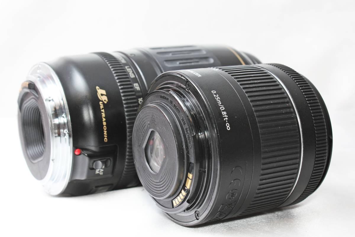 ★【新品未使用 ダブルレンズ スターターセット】 Canon EOS Kiss X9i ★EF-S18-55 IS STM 超望遠 EF100-300 USM ★自撮りOK 取説つき_画像6