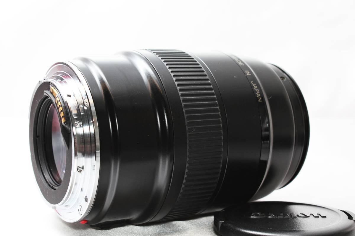 ★【極上美品】Canon EF100mm F2.8 ★人気の大口径単焦点レンズ まろやかなボケ味_画像3