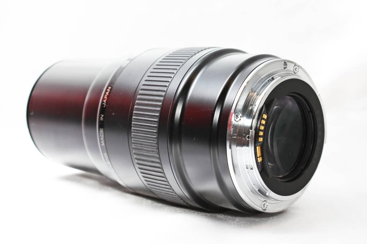 ★【極上美品】Canon EF100mm F2.8 ★人気の大口径単焦点レンズ まろやかなボケ味_画像4