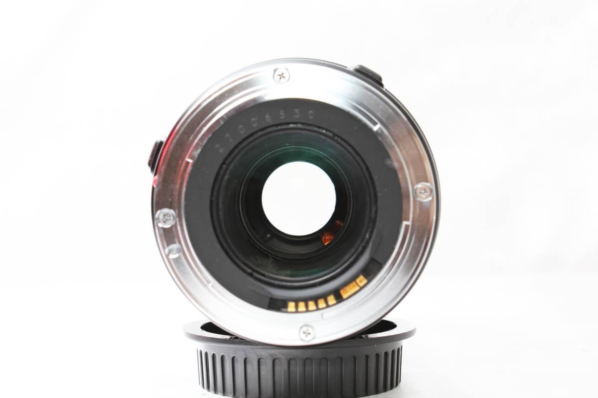 ★【極上美品】Canon EF100mm F2.8 ★人気の大口径単焦点レンズ まろやかなボケ味_画像7