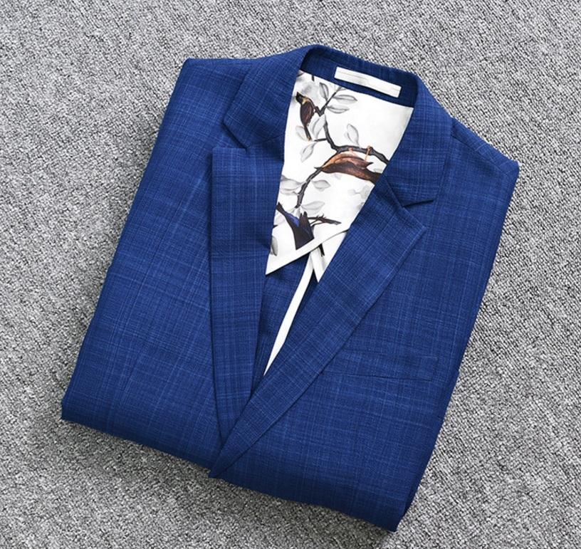 新入荷!春夏*新品★高品質★ カッコイイ紳士服 * メンズ 紳士服 上着 ジャケット L_画像2
