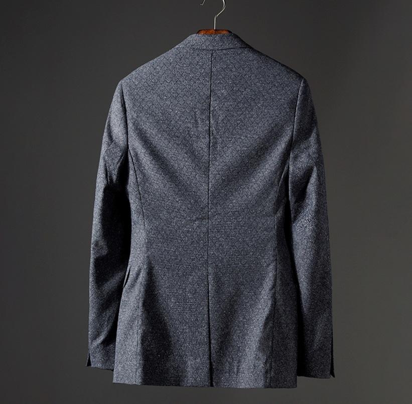 新入荷!夏*新品★通気性良い 高品質★ 紳士服 メンズ 紳士服 上着 ジャケット L_画像2