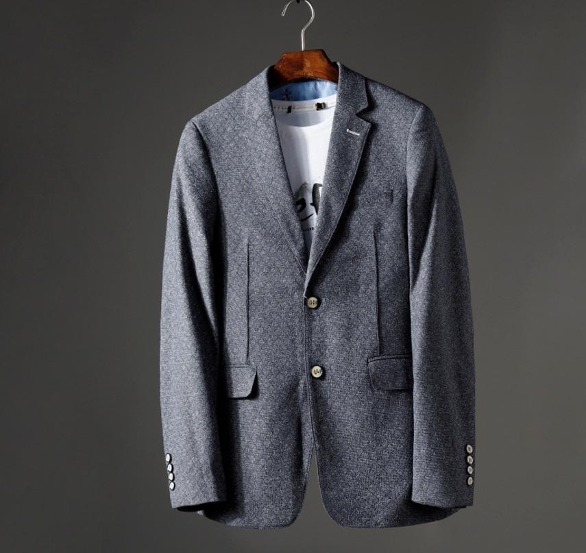 新入荷!夏*新品★通気性良い 高品質★ 紳士服 メンズ 紳士服 上着 ジャケット L