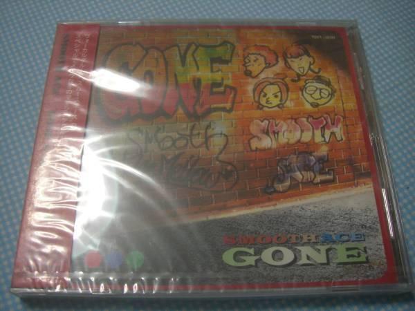 即決・新品CD!SMOOTH ACE(スムースエース)/GONE_画像1