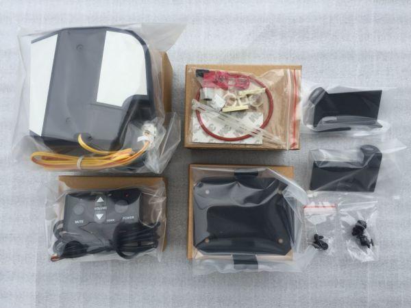 スカイウェイブ250 CJ44A スカイウェイブ400 CK44A 純正 オプション サウンドシステムキット FLAT WAVE オーディオ CJ45A/CJ46A/CK46A 格安_画像5