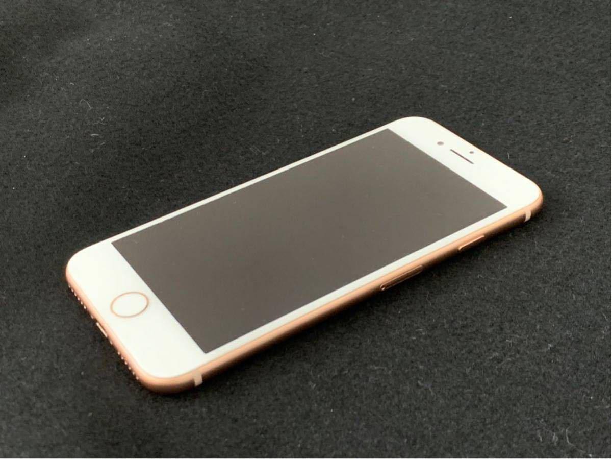 ★【美品】iPhone8 256GB ゴールド SIMロック解除済★_画像2