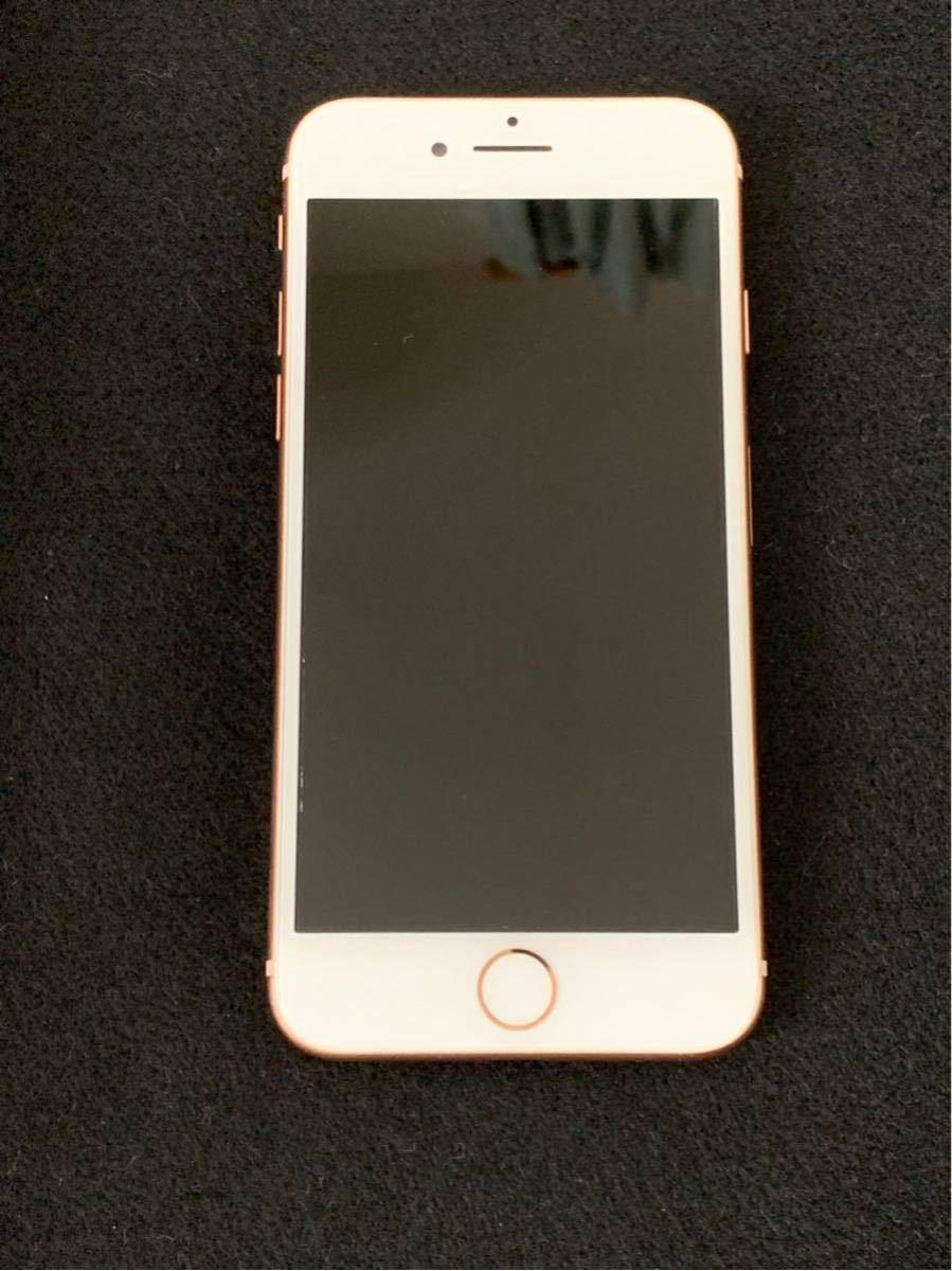 ★【美品】iPhone8 256GB ゴールド SIMロック解除済★_画像4