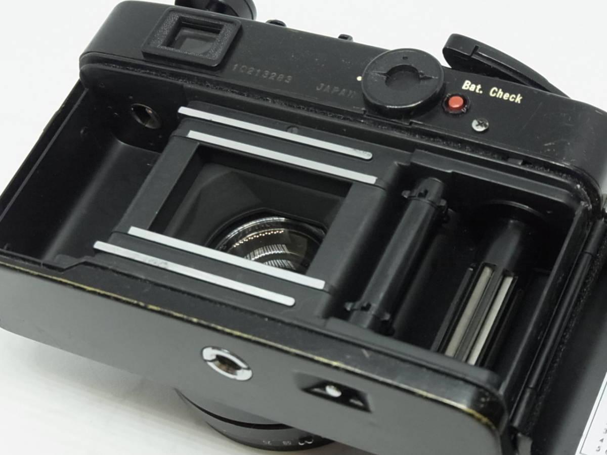 ヤシカ YASHICA ELECTRO 35 CC COLOR-YASHINON DX 1:1.8 f=35mm_画像7