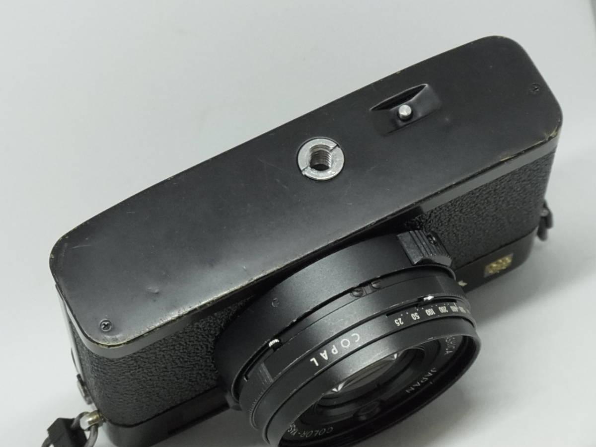 ヤシカ YASHICA ELECTRO 35 CC COLOR-YASHINON DX 1:1.8 f=35mm_画像5
