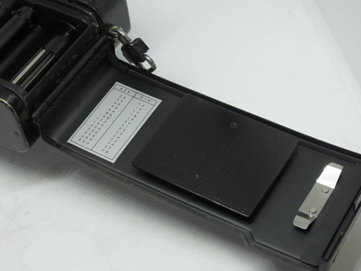 ヤシカ YASHICA ELECTRO 35 CC COLOR-YASHINON DX 1:1.8 f=35mm_画像8