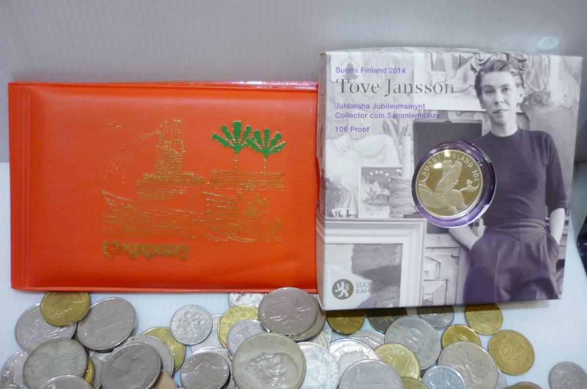 1254A【外国銭】アメリカ・中国・アジア・ヨーロッパほか 外国銭おまとめ 約2.5Kg超_画像2