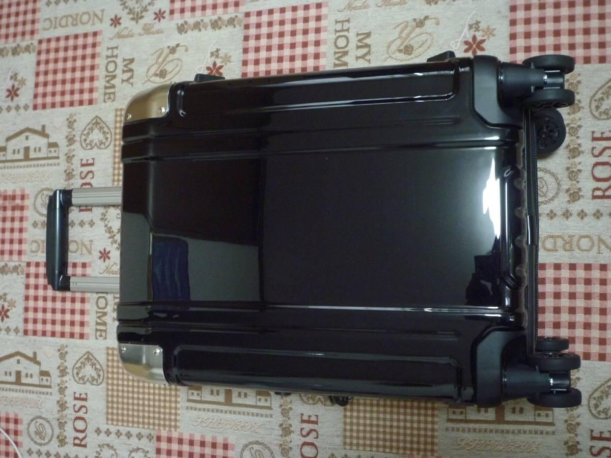 新品♪ZERO ゼロハリバートン スーツケース♪黒