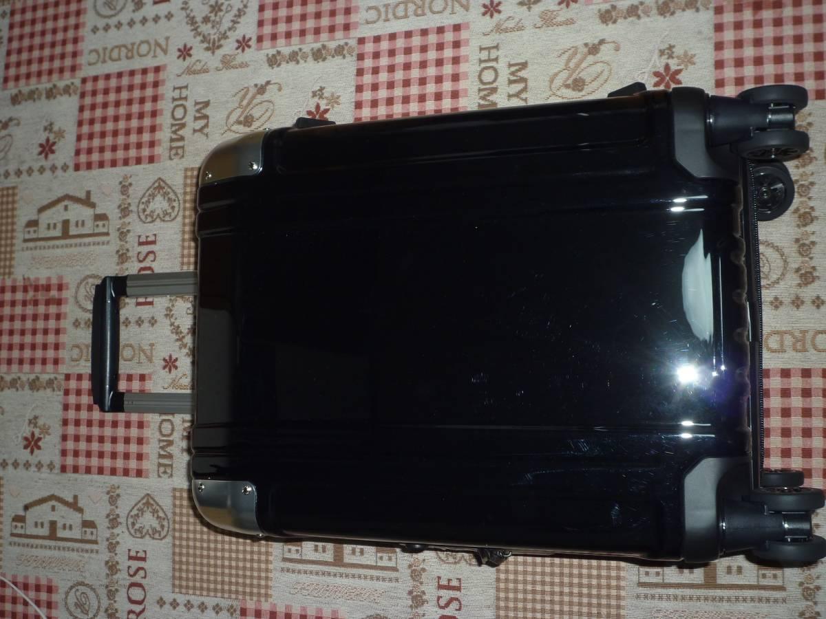 新品♪ZERO ゼロハリバートン スーツケース♪黒_画像2