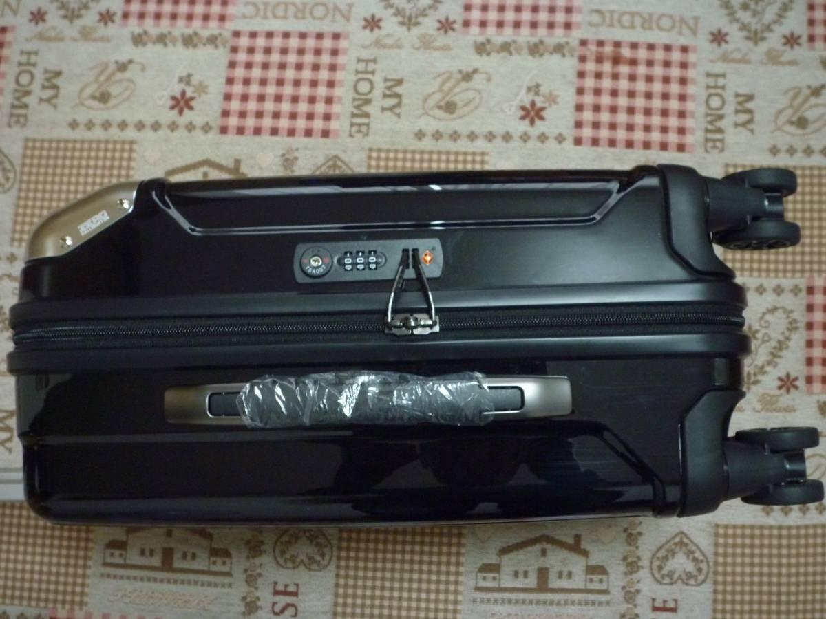 新品♪ZERO ゼロハリバートン スーツケース♪黒_画像3