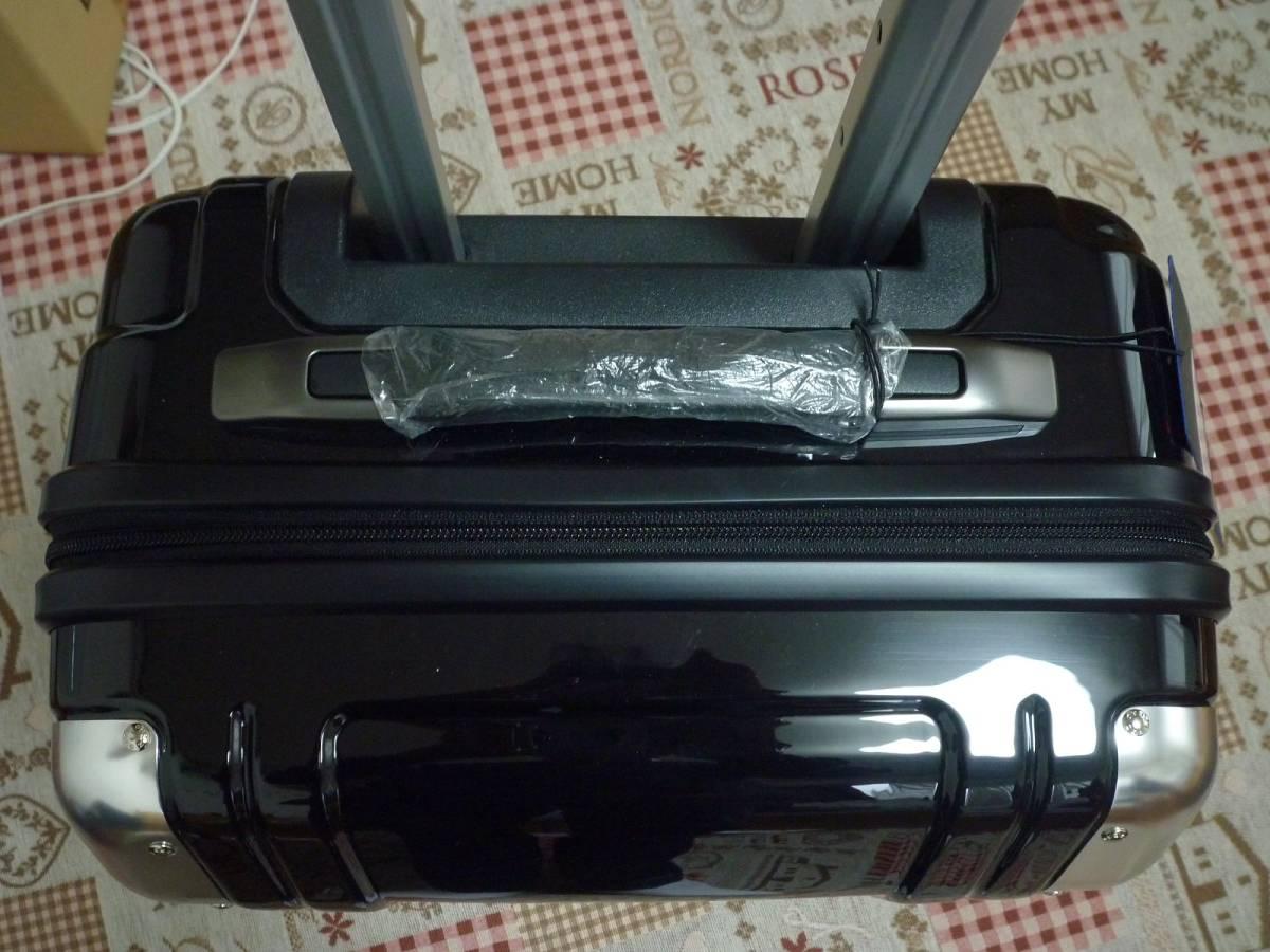 新品♪ZERO ゼロハリバートン スーツケース♪黒_画像5