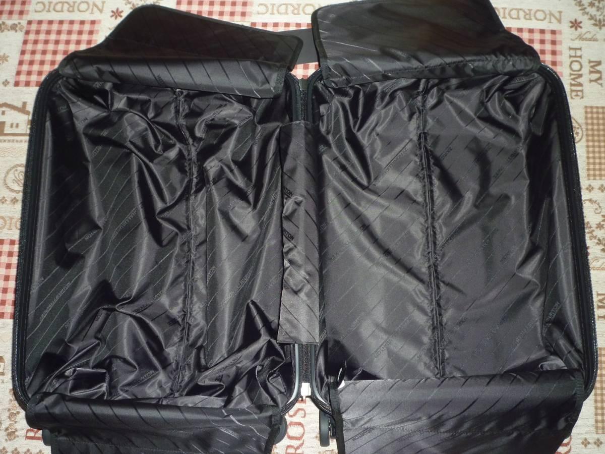 新品♪ZERO ゼロハリバートン スーツケース♪黒_画像8