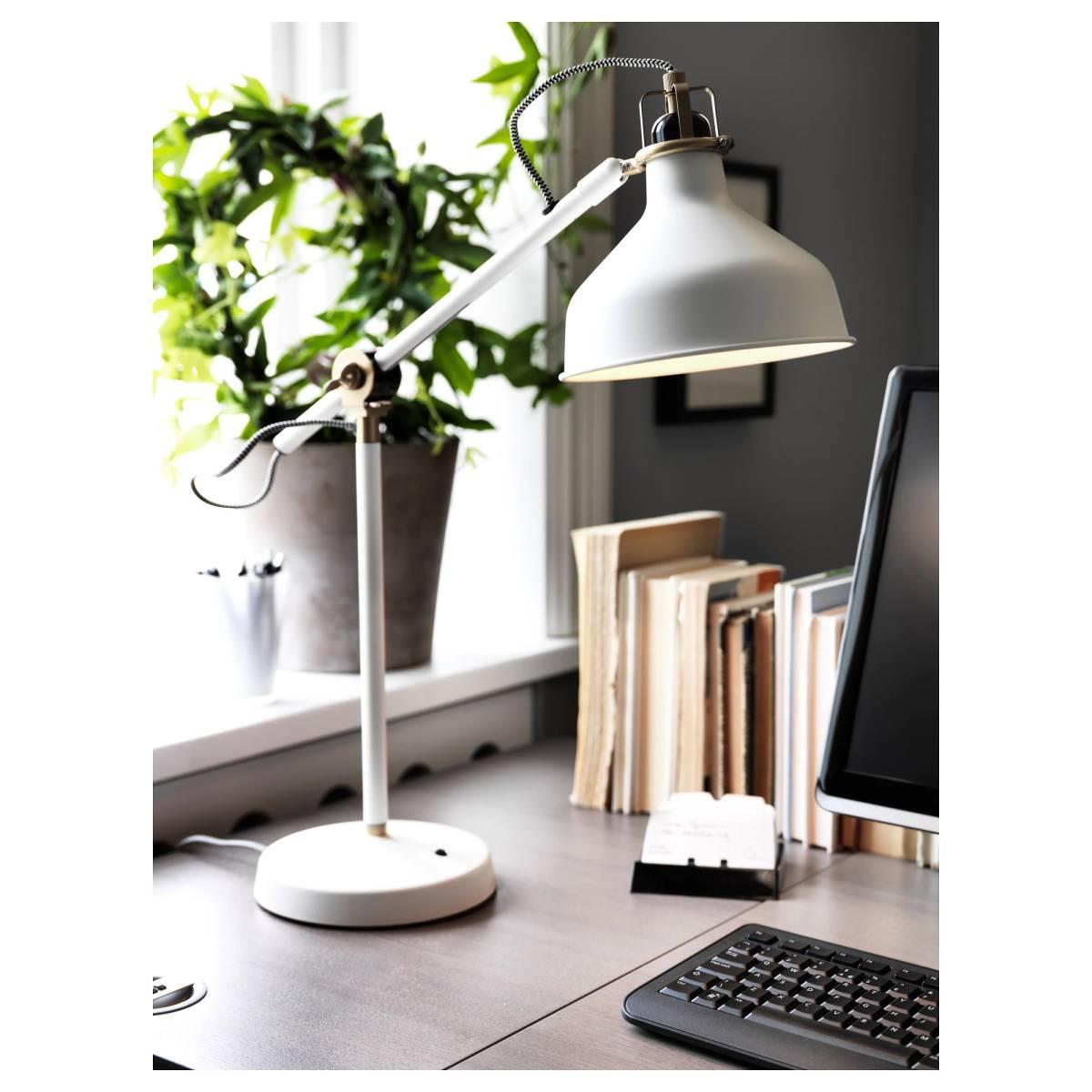 [美品]IKEA イケア RANARP 廃盤 レア 希少 ワークランプ 間接 照明 ステンレス 無機質 インテリア インダストリアル 北欧[廃盤カラー]_画像10