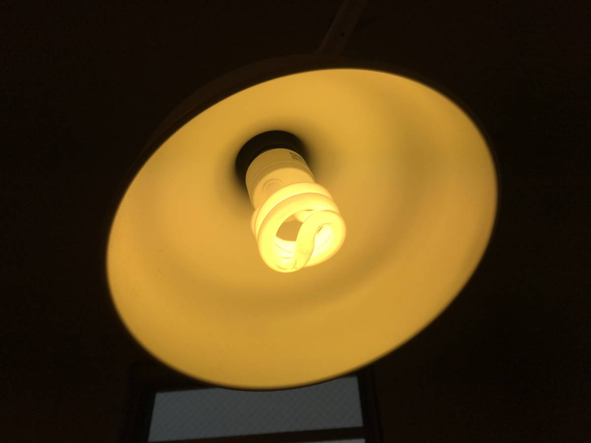 [美品]IKEA RANARP フロアランプ 間接 照明 ライト 読書 ラウンジ オフホワイト 白 無機質 インテリア 北欧[IKEA無印良品大量出品中♪]_画像5