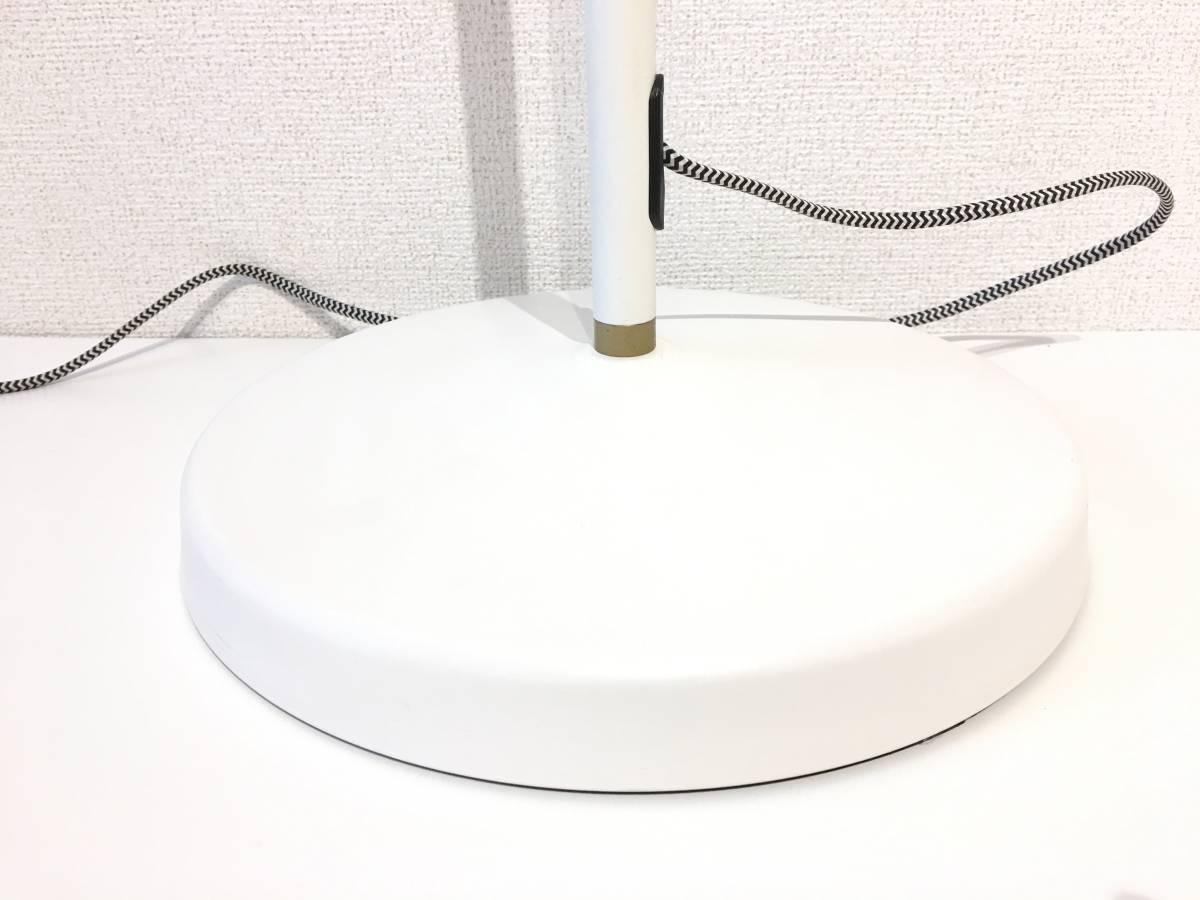 [美品]IKEA RANARP フロアランプ 間接 照明 ライト 読書 ラウンジ オフホワイト 白 無機質 インテリア 北欧[IKEA無印良品大量出品中♪]_画像4