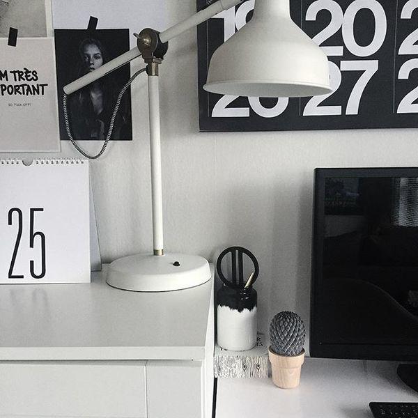 [美品]IKEA イケア RANARP 廃盤 レア 希少 ワークランプ 間接 照明 ステンレス 無機質 インテリア インダストリアル 北欧[廃盤カラー]_画像9
