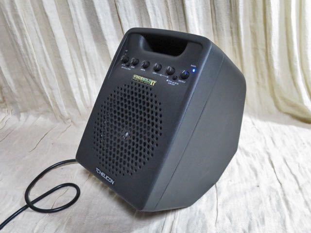 TC-Helicon パワードモニタースピーカー VoiceSolo XT VSM-300XT TANNOY TCヘリコン_画像3