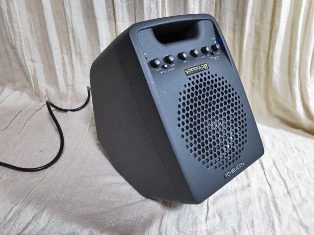 TC-Helicon パワードモニタースピーカー VoiceSolo XT VSM-300XT TANNOY TCヘリコン_画像2
