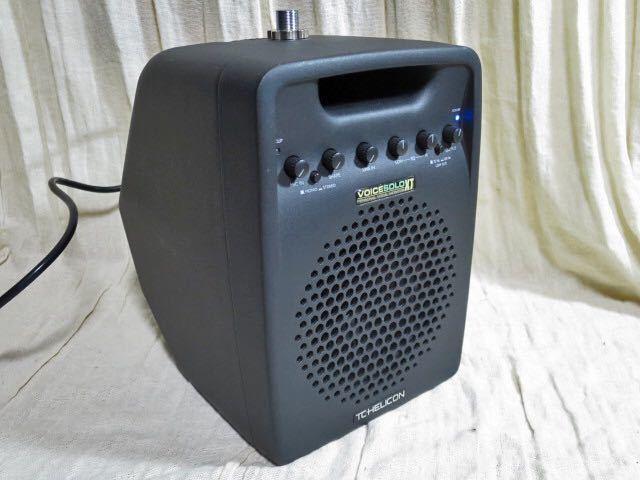 TC-Helicon パワードモニタースピーカー VoiceSolo XT VSM-300XT TANNOY TCヘリコン