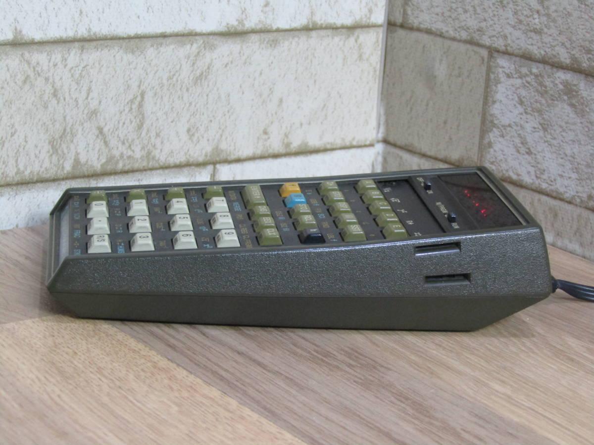 HP/ヒューレット・パッカード 電卓 ヴィンテージ HP-67 (W-4321)_画像5