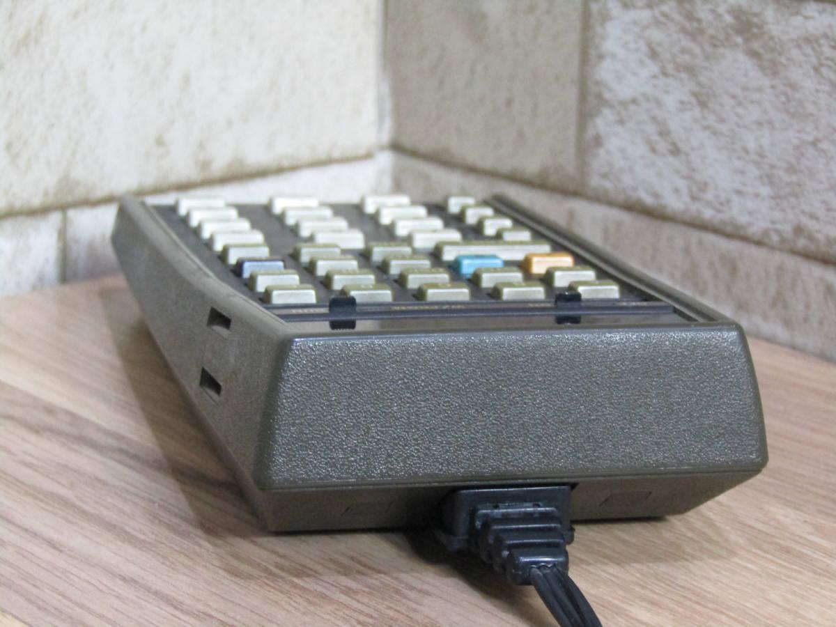 HP/ヒューレット・パッカード 電卓 ヴィンテージ HP-67 (W-4321)_画像6