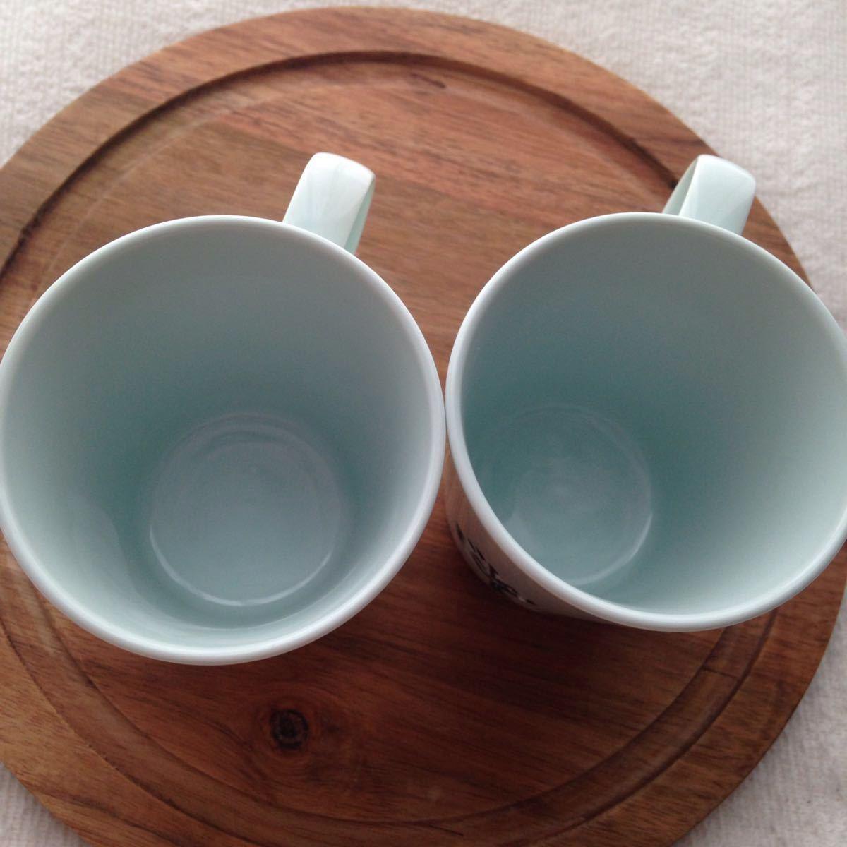 ★送料無料・匿名配送★【 ムーミン MOOMIN CHARACTERS 】マグカップ2点セット_画像4