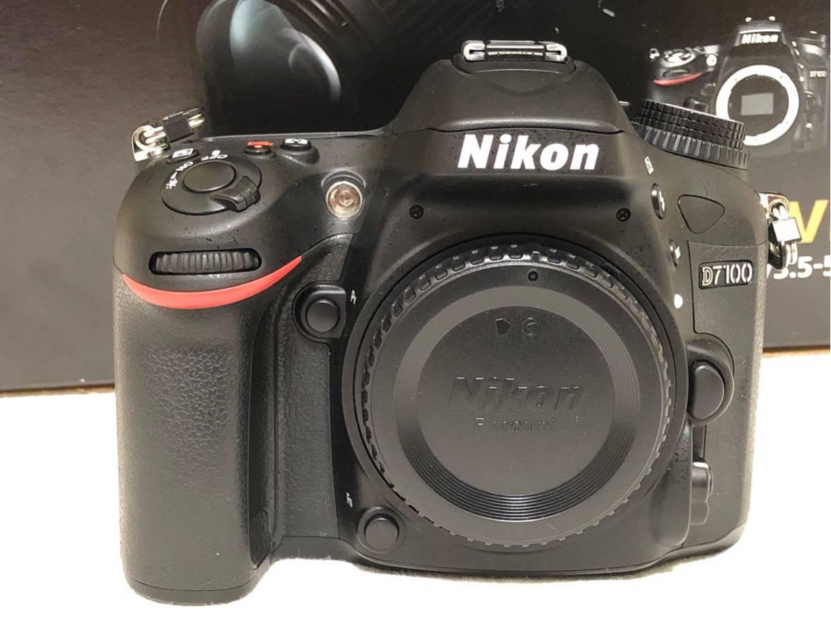 Nikon D7100 18-105 VR Kit 美品_画像2