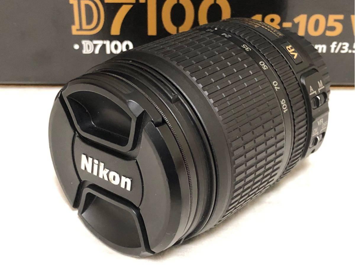 Nikon D7100 18-105 VR Kit 美品_画像4