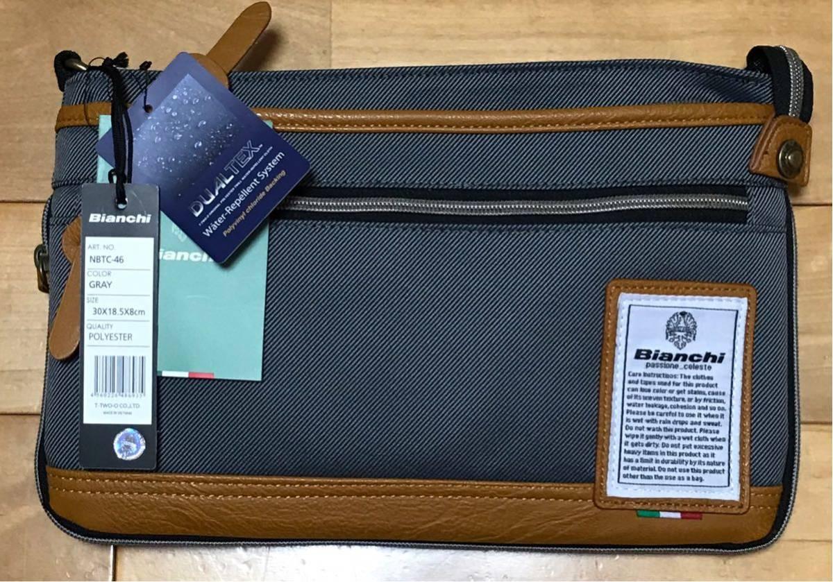 Bianchi(bi Anne ki) Mini shoulder bag NBTC-46