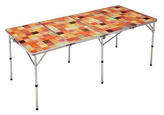 新品☆送料無料☆コールマンColeman テーブル ナチュラルモザイクリビングテーブル 180プラス 2000026749 バーベキュー アウトドア