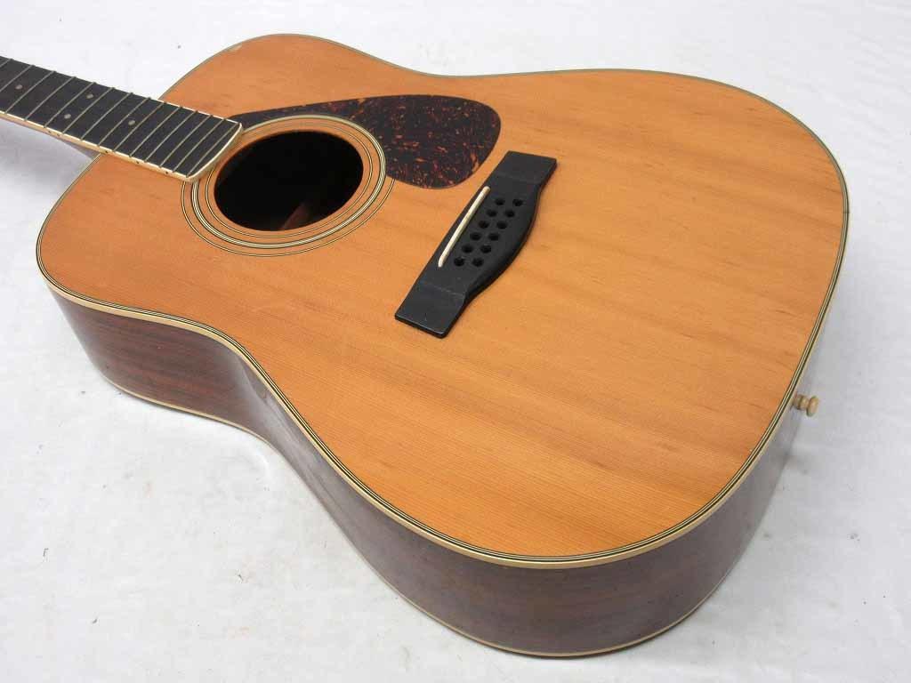 07083Z レトロ YAMAHA ヤマハ 12弦 FG12-301 アコースティックギター イタミ多数 現状 売り切り_画像5